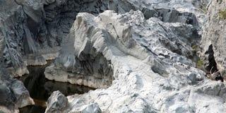 Rocas de Volcan Imágenes de archivo libres de regalías