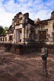 Rocas del castillo en la provincia de SraKaew en Tailandia. Foto de archivo libre de regalías