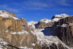 Rocas del grupo de Sella Imagen de archivo libre de regalías
