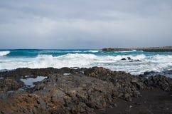 Rocas del mar Imagen de archivo libre de regalías