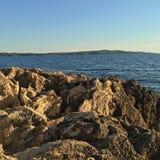 Rocas del mar imágenes de archivo libres de regalías