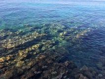 Rocas del mar fotografía de archivo libre de regalías