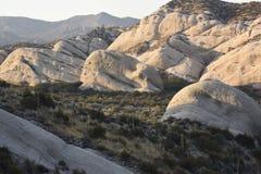 Rocas 6 del mormón imagen de archivo