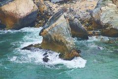 Rocas del paisaje Imágenes de archivo libres de regalías