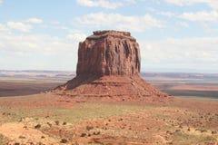 Rocas del valle del monumento Fotografía de archivo