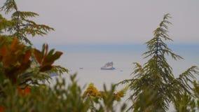 Rocas en el mar metrajes