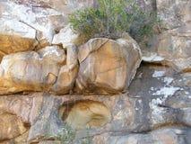 Rocas en el parque de Kruger Foto de archivo