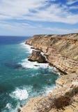 Rocas en Kalbarri Imagenes de archivo