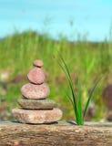 Rocas en rocas Imagen de archivo libre de regalías