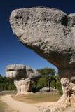 Rocas erosionadas extrañas Fotos de archivo libres de regalías