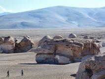 Rocas grandes Imagenes de archivo
