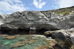 Rocas irreales Imagen de archivo