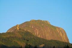 Rocas lisas de la montaña, el Brasil Fotografía de archivo