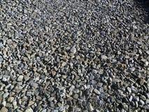 Rocas machacadas Foto de archivo libre de regalías