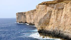 Rocas maltesas Imágenes de archivo libres de regalías