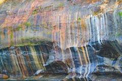 Rocas minerales Imagen de archivo libre de regalías