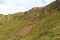 Rocas mojadas en el terrapl?n de Giants foto de archivo libre de regalías