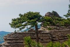 Rocas pintorescas 3 Fotos de archivo libres de regalías