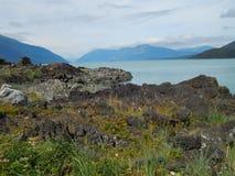 Rocas resistidas Imagen de archivo libre de regalías