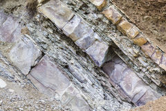Rocas - sección Fotografía de archivo