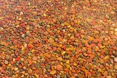 Rocas subacuáticas de McDonald del lago foto de archivo libre de regalías