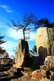 Rocas y cielo imágenes de archivo libres de regalías