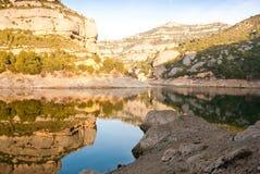 Rocas y depósito en España 3 Imágenes de archivo libres de regalías