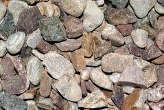 Rocas y guijarros Fotos de archivo