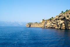Rocas y mar Imagen de archivo