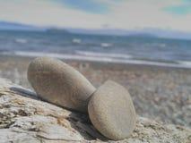 Rocas y mar Fotos de archivo
