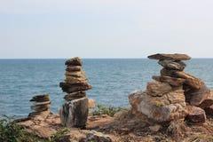 Rocas y piedras Foto de archivo libre de regalías