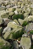 Rocas y piedras fotografía de archivo