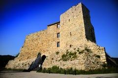 Rocca Aldobrendesca Suvereto Image stock