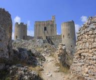 Rocca Calascio Stockbild