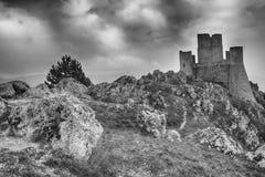 Rocca Calascio Στοκ Φωτογραφία