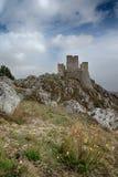 Rocca Calascio στοκ φωτογραφίες με δικαίωμα ελεύθερης χρήσης