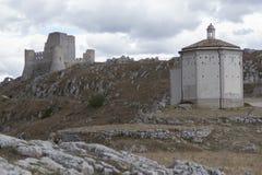 Rocca Calascio Lizenzfreie Stockfotografie