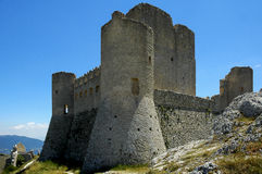 Rocca Calascio, Abruzos, Italia Imagen de archivo