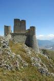 Rocca Calascio, Abruzzo, Italië Stock Fotografie