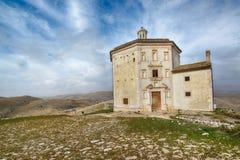 Rocca Calascio Stock Photo