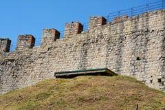 Rocca castle, in Asolo, Italy Stock Photos