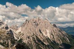 Rocca-dei Baranci stockbild