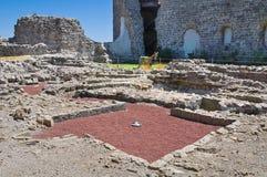 Rocca dei Papi. Montefiascone. Lazio. Italy. royalty free stock photo