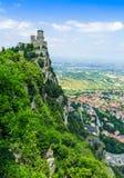 Rocca-della Guaita lizenzfreie stockfotografie