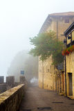 Rocca della Guaita San Marino Arkivfoto