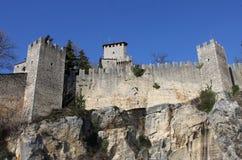 Rocca della Guaita in San Marino Royalty Free Stock Images