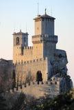 Rocca della Guaita in San Marino Republic Stock Photos