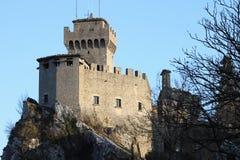 Rocca della Guaita in San Marino Republic Stock Photo