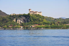 Rocca di Angera Royalty Free Stock Photo
