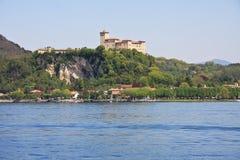 Rocca Di Angera royalty-vrije stock foto